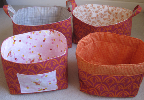 fabric baskets 2