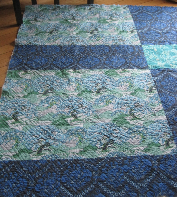Quilting Sawtooth Star 4